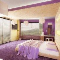 бузкова спальня фото 47