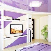 бузкова спальня фото 28