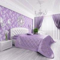 бузкова спальня фото 11