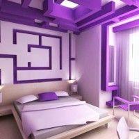 бузкова спальня фото 7
