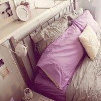 бузкова спальня фото 27