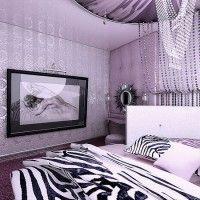 бузкова спальня фото 18
