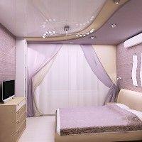 бузкова спальня фото 21