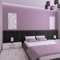 бузкова спальня фото 20