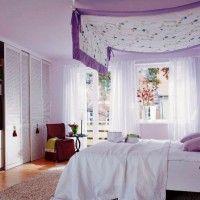 бузкова спальня фото 25