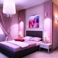 бузкова спальня фото 46