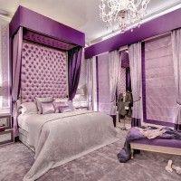 бузкова спальня фото 48