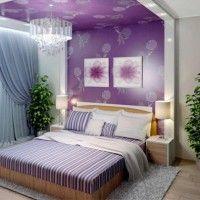 бузкова спальня фото 41