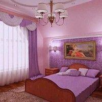 бузкова спальня фото 6
