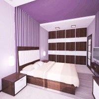 бузкова спальня фото 24