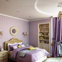 бузкова спальня фото 40