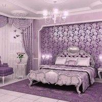 бузкова спальня фото 5