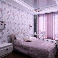 бузкова спальня фото 22