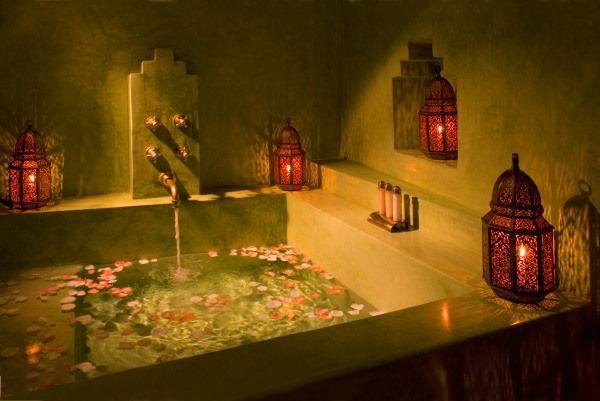 дизайн ванної кімнати в зелених тонах фото