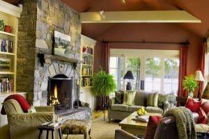 Дизайнерські ідеї камінів для віталень: краса інтер`єру і комфортне тепло, гідні захоплення