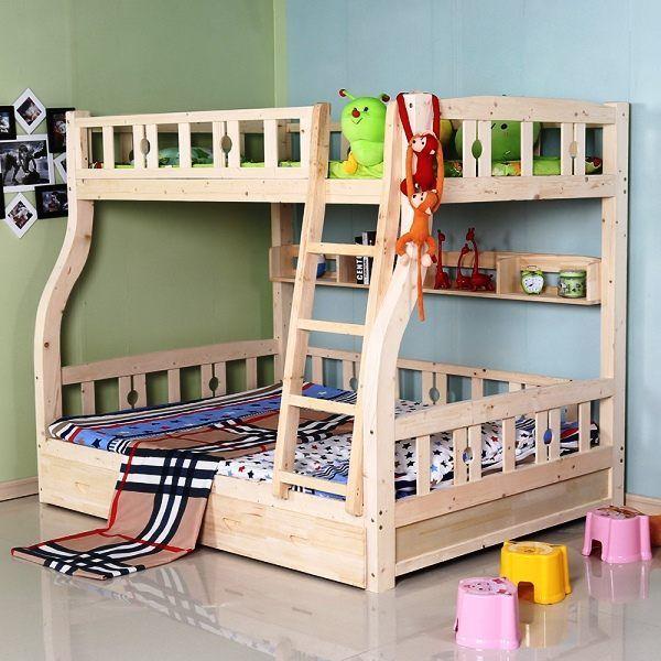 двох`ярусна ліжко для дітей фото 8