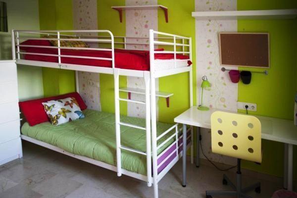 двох`ярусна ліжко для дітей фото 9
