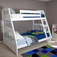 двох`ярусна ліжко для дітей фото 20
