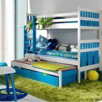 двох`ярусна ліжко для дітей фото 54