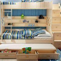 двох`ярусна ліжко для дітей фото 42