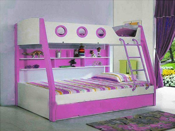 двох`ярусна ліжко для дітей фото 2
