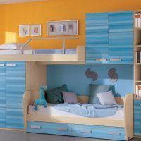 двох`ярусна ліжко для дітей фото 22