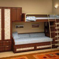 двох`ярусна ліжко для дітей фото 38