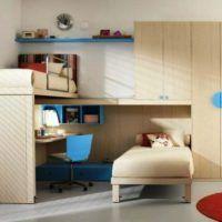 двох`ярусна ліжко для дітей фото 41