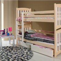 двох`ярусна ліжко для дітей фото 48