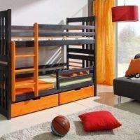 двох`ярусна ліжко для дітей фото 27