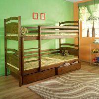 двох`ярусна ліжко для дітей фото 15
