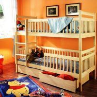 двох`ярусна ліжко для дітей фото 31