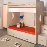 двох`ярусна ліжко для дітей фото 19