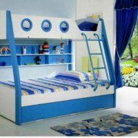 двох`ярусна ліжко для дітей фото 17