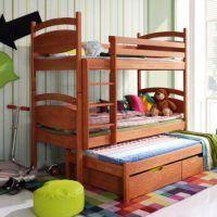 двох`ярусна ліжко для дітей фото 36