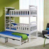 двох`ярусна ліжко для дітей фото 51