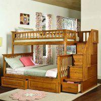 двох`ярусна ліжко для дітей фото 43