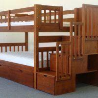 двох`ярусна ліжко для дітей фото 12