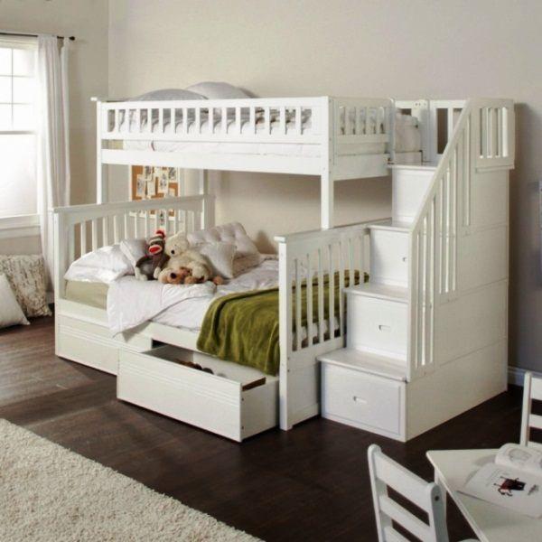 двох`ярусна ліжко для дітей фото 4