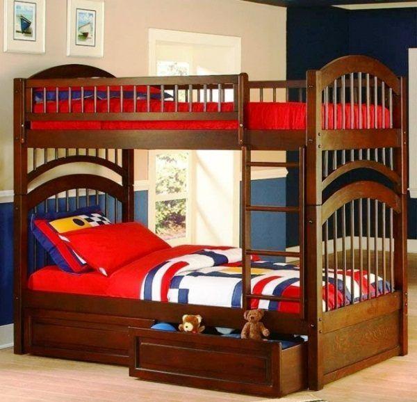 двох`ярусна ліжко для дітей фото 5