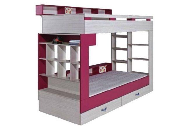 двох`ярусна ліжко для дітей фото 6