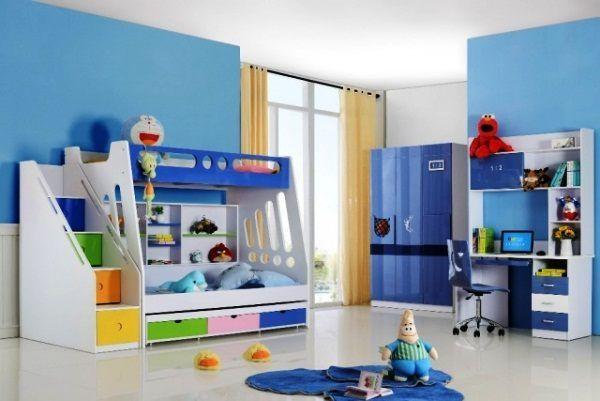 двох`ярусна ліжко для дітей фото 7