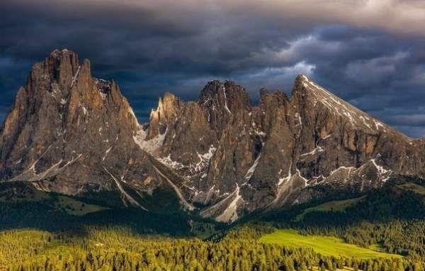 Доломітові альпи, південний тироль, італія