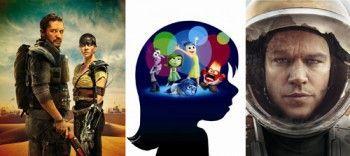 Фільми 2015 - список кращих фільмів, які вже можна подивитися