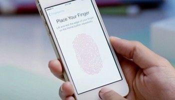 Функція apple touchid смартфонів iphone 5s - марна
