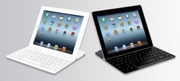Футляр-клавіатура logitech ultrathin keyboard cover для ipad