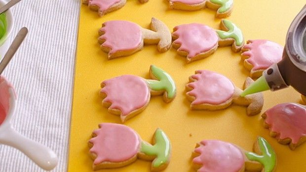 Глазур для печива