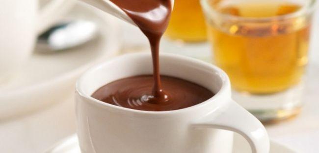 Гарячий шоколад: користь і шкода