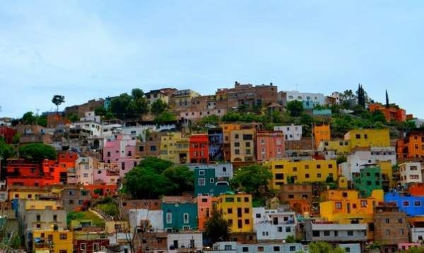 Місто гуанахуато, мексика
