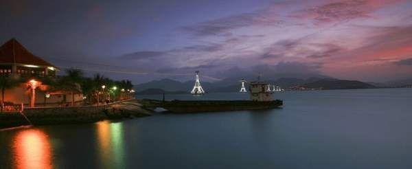 Місто нячанг, в`єтнам